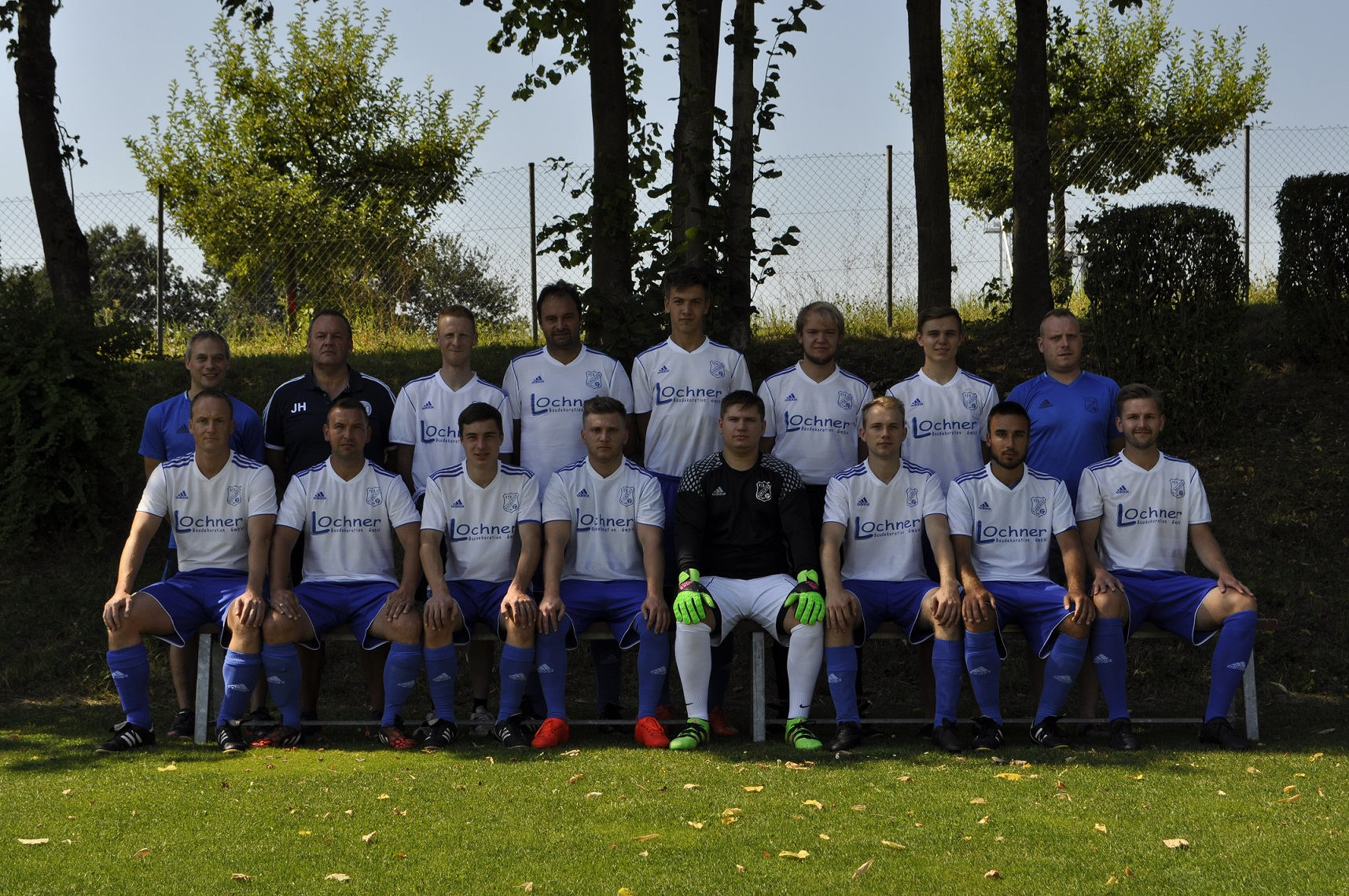 2. Mannschaft VfB Burglauer