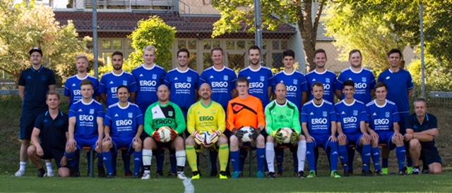 1. Mannschaft VfB Burglauer